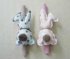 Αρωματική λαμπάδα με πασχαλινό κούνελο! Aromatic candle with Easter bunny!