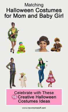 Looking for matching Halloween costumes for mom and baby daughter. Here's more than a dozen idea to help you out. Pregnancy Goals, Pregnancy Quotes, Pregnancy Months, Pregnancy Stages, Early Pregnancy, Matching Halloween Costumes, Mom Costumes, Creative Halloween Costumes, Newborn Schedule