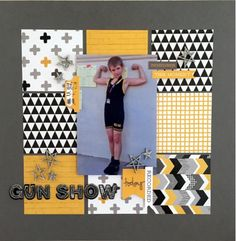 That Becky Girl Crafts : Welcome to the Gun Show...