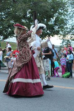 Défilé des fêtes de la Nouvelle-France 2014 - Québec, QC, Canada Qc Canada, Baby Born, World