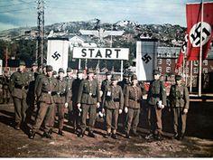 German mountain troops, Kirkenes, Norway