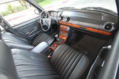 Mercedes Motoring - 1985 280TE Gasoline Station Wagon
