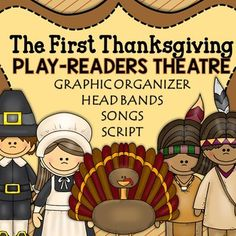 The First Thanksgiving Play and Songs for Readers Theater (scheduled via http://www.tailwindapp.com?utm_source=pinterest&utm_medium=twpin&utm_content=post14400468&utm_campaign=scheduler_attribution)