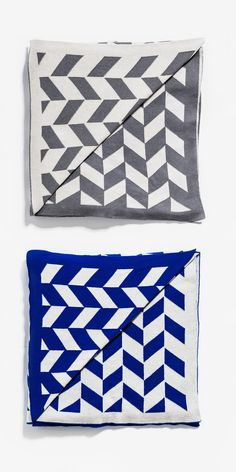Jagger throws from Kate & Kate #kateandkate #australiandesign