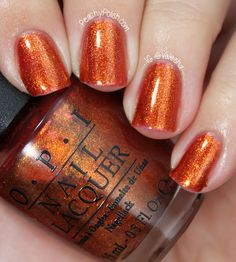 euro centrale nail lacquer, a woman's prague-ative opi