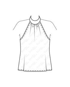Damenbluse Stehkragen Blus T-shirt Hemd Streifen  TOP Gr M  Schwarz GY