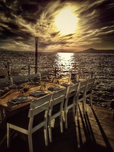 The restaurant was still closed... what a xxxx (please check the Bodrum set as well) thx for your comments