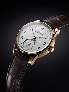 Moritz Grossman Benu And Atum Watches From Glashutte