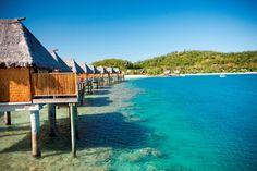 Rooms in Likuliku Lagoon Resort Fiji   #likuliku #fiji #travel2next