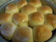 Won in the Oven: Baker's Dozen Yeast Rolls