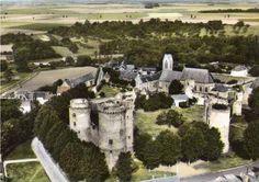 La château féodal de Blandy les Tours (77) - Rando77