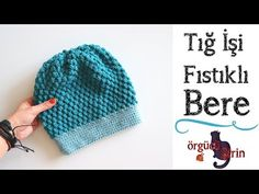 Crochet an easy beanie hat pattern. This hat is very comfortable and useful for winter. Keep and feel your ears warn. Crochet Baby, Free Crochet, How To Start Knitting, Crochet Shoes, Beanie Hats, Knitted Hats, Nike Sportswear, Embroidery, Stitch