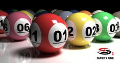 A Michigan lottery bond is required from gaming, bingo, numbers and like businesses. Read more about this surety bond!