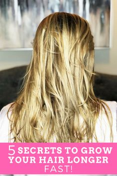 5 Stylist Secrets for Faster Hair Growth