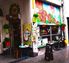 Beste veggie restaurant van Antwerpen.. en ver daar buiten! Heerlijke en eerlijke gerechten. Goed voor body & mind.