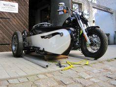 Sidecar Stoye Harley