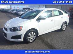 2016 Chevrolet Sonic $10950 http://www.CARSINMOBILE.NET/inventory/view/9646777