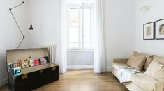 #romeguidetk #BestPlaceToStayInRomeItaly: Plum Guide - Bianconero, is 701 m from Piazza del Popolo and 701 m from Pantheon, offers air conditioning, free WiFi... Rome Italy, Free Wifi, Conditioning, Plum, Storage, Furniture, Home Decor, Italia, Purse Storage