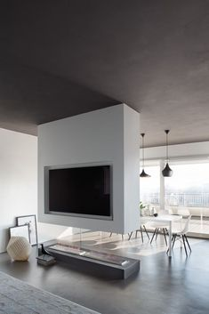 33 Moderne TV Wandpaneel Designs Und Modelle | Wohnzimmer | Pinterest |  TVs, Wand And Tv Rack