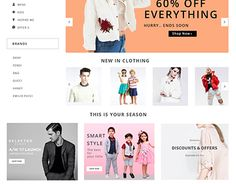 """Check out new work on my @Behance portfolio: """"Ecommerce Website"""" http://be.net/gallery/59410305/Ecommerce-Website"""