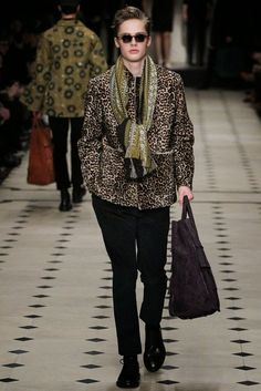 Burberry Prorsum fall winter 2015