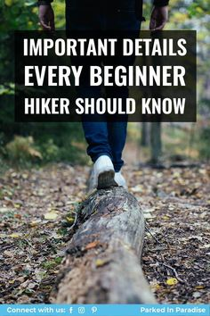 From city hikes to mountain adventures, let this guide help prepare you. Learn the terminology and gear that is needed for day trips or overnight backpacking hikes. Great way to get outdoors and enjoy fresh air. Great list of essentials for every hiking experience. The ultimate guide to hiking and trails for beginners. Hike with a group or solo and it will refresh your body and mind.