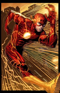 Flash by Ivan Reis Marvel Comics, Flash Comics, Dc Comics Art, Flash Barry Allen, Kid Flash, The Flash Art, Superman, Batman, Flash Wallpaper