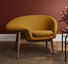 Apartment Entrance, Tub Chair, Terracotta, Accent Chairs, Furniture, Home Decor, Upholstered Chairs, Decoration Home, Room Decor