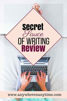Are you looking for a way to sharpen your writing skills? Secret Sauce of Writing will give you the skills and tools to sharpen your writing and make it better. Whether you are just starting out or have been writing for a while, check out these tips to continue getting better at writing.