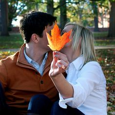 A leaf over the kiss, but do it cuter than these people! Extend your arm all the way out and both of you are turned sideways. Maybe do this standing so you can see what you are both wearing