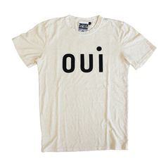 So for the tshirts I thought we could do some in French like this :) put that GCSE to good use ;) xxx