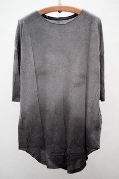 Fashion Top Bluse Shirt T-Shirt Mode elastisch Stretch Hemd Textur Milena