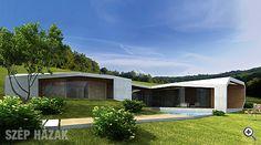 I. helyezett házterv: Reisz Ádám építész - Szép Házak Online