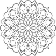 51 Trendy mandala nature tattoo coloring pages Mandala Art, Mandala Drawing, Mandala Painting, Mandala Pattern, Dot Painting, Mandala Tattoo, Mandala Coloring Pages, Coloring Book Pages, Unique Anniversary Gifts