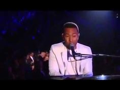 Grammy Awards 2014 Live Performance of John Legend all of me HD