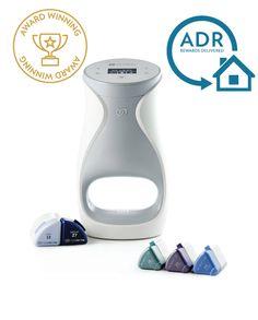 L'offre ADR ageLOC Me® contient 1 appareil ageLOC Me® à prix réduit ainsi qu'un mois de produits anti-âge: le Set de référence. Celui-ci comprend 3 cartouches de sérum, une cartouche d'hydratant de jour et une d'hydratant de nuit (5 cartouches au total).