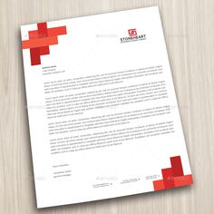 Letterhead | Graphic