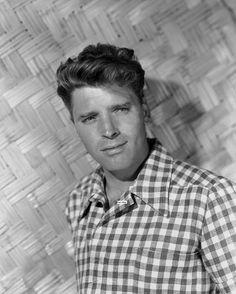 In an old portrait the actor #BurtLancaster     #MemoryFilms ...