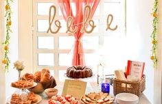 Conseils pour organiser une baby shower - http://www.go-reception.com/blog/conseils-pour-organiser-une-baby-shower/