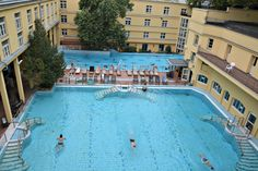 Szent #Lukács Gyógyfürdő és Uszoda in #Budapest.The Lukács Bath was refurbished in 2012. #EU Financial Support: cca. 3,3 Million EUR (ERDF) EU co-financing rate: 76% http://lukacsbaths.com/