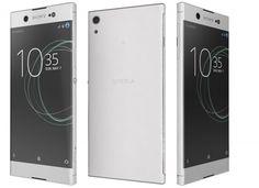 Sony Xperia XA1 Ultra White 3D Model .max .c4d .obj .3ds .fbx .lwo .stl @3DExport.com by JokerLD