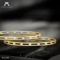Don't Let anyone ever dull your sparkle. Price Mentioned here for single piece only. Don't Let anyone ever dull your sparkle. Price Mentioned here for single piece only. Gold Bangles Design, Gold Jewellery Design, Diamond Jewellery, Diamond Bracelets, Bangle Bracelets, Bangle Set, Turquoise Jewelry, Single Piece, Onyx Necklace