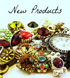 Specializing in Slider Beads, Fold Over Magnetic Clasps, Watch faces and Charms for beading and Jewelry designing components.
