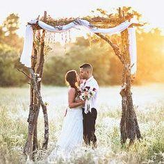 Uma ótima idéia para quem quer casar  a luz do dia    www.SeuVestidodeNoiva.com.br