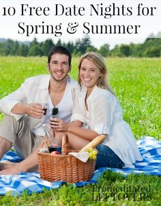 10 Free Date Night Ideas for Spring and Summer