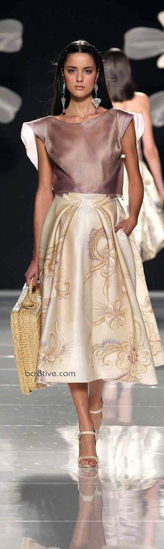 Gattinoni Spring Summer 2012 Couture