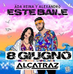 #Estebaile 8 GIUGNO ESTE BAILE #adareina @ADAREINA e #ALEXANDRO #cannataro @cannataro #spotify #illustrator @espen_fumetti #thank @lombatomica #new #music #cover #graphicdesign #giorgioespen #espenfumetti NEURONE.ES #top #sea #summer #summer2018 #summer2018🌞 #espen #ada #reina #alexandro #este #baile #top #reggeton #radio #spotify #xfactor #vip