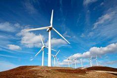 Wind Turbines Farm in South Australia #windturbines #farm #southaustralia #travel #energy #powerstation #australia #infrastructure