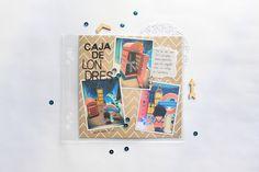 clear colours: 6x6 album