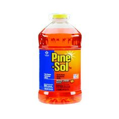 Clorox Pine-Sol All-Purpose Cleaner- Orange Scent- 144 oz. Cleaning Hacks, Cleaning Supplies, Cleaning Products, Zebra Label Printer, Pine Sol, Bff Birthday Gift, Cleaning Chemicals, All Purpose Cleaners, Break Room